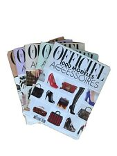 L'Officiel Accessoires- LOT of 5 issues- accessories collections 2010-2013