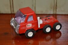 Vintage Buddy L Japan  Metal Texaco Truck only, no trailer