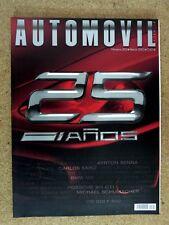 Revista Automovil num.302 marzo 2003.Motorpress-Iberica