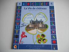RECIT & REPORTAGE / LA VIE DE CHATEAU / VISITE AU COEUR DU CHATEAU DE CHAMBORD