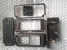 Nokia E90 Parts of Housing original Brown 100%  Attention special sale!