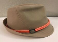 THE NORTH FACE UNISEX MEN'S / WOMEN'S FIGURE 8 BROWN FEDORA HAT, SZ. Medium, NEW