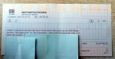 DB Gutschein über 49,65 € (5 Jahre gültig) Deutsche Bahn