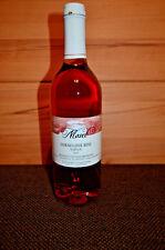 6 Flaschen 2012 er Dornfelder Rose' lieblich vom Weingut Braband
