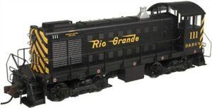 Atlas HO ALCO S2 Rio Grande D&RGW DRGW #111 DC LED ATL10001899