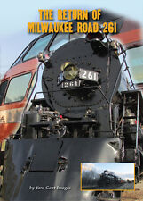 The Return of Milwaukee Road 261, a DVD by Yard Goat Images