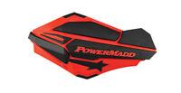 POWERMADD 2004-2014 TRX450R SENTINAL HANDGUARDS RED/BLACK 34402 Honda