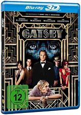 Der große Gatsby (2013)[2D & 3D Blu-ray/NEU/OVP] Leonardo DiCaprio, Tobey Maguir
