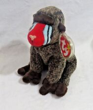 TY Beanie Baby - 1999 Cheeks The Baboon 6 in - NEW WITH TAGS FREE e80a420334d8