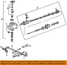 FORD OEM 90-97 Ranger Steering Gear-Center Link FOTZ3304A