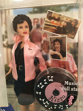"MIB NRFB Mattel BARBIE PINK LABEL Grease 30 Years Pink Ladies ""RIZZO""  DOLL"