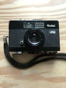 Rollei 35 35mm SLR Film Camera Fully Working