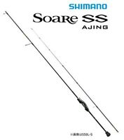 Shimano Rod Soare SS Ajing S610L-S From Stylish Anglers Japan