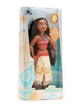 Disney Princess Moana Classic Doll with Pendant New with Box