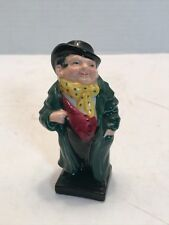 "Royal Doulton Bone China ""Tony Weller"" Figurine Made in England F 25"