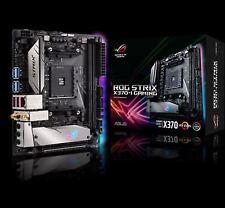Asus ROG STRIX X370-I Gaming AMD Ryzen AM4 Mini ITX Motherboard WIFI M.2 HDMI