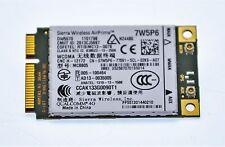 Dell Sierra Wireless AirPrime DW5570 WWAN 3G 4G HSPA+ 42 Mbit/s 7W5P6
