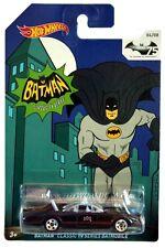 2014 Hot Wheels 75 yrs of Batman #4 Batman Classic TV Series Batmobile