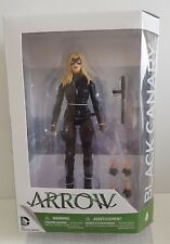DC TV Series Arrow Action Figure Series 3 Black Canary