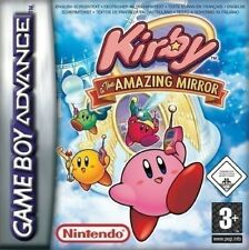 Nintendo GameBoy Advance Spiel - Kirby and the Amazing Mirror Modul