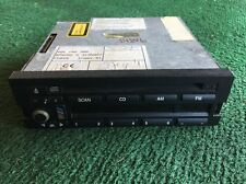 BMW ///M ROVER BUSINESS CD RADIO CAR STEREO CODE E31 E36 E34 Z3 M3 M5 CD43