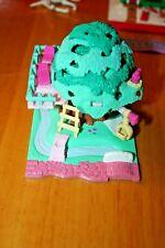 Vintage 1994 Polly Pocket Tree House/Complete-Used