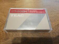 Teac CT-500H Cassette Tape (Sealed)