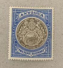 Antigua Sg 34 M/m Cat £17