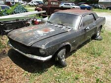 1968 Ford Mustang V8