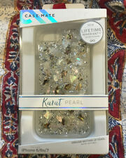 Case-Mate Karat Case Protection for Apple iPhone 7, 6s & 6 - Mother of Pearl