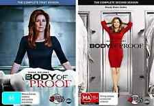 Body Of Proof Series : SEASON 1 & 2 : NEW DVD