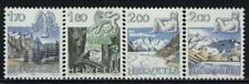 Switzerland MNH Scott # 722-25 Value $ 10.00  US $$