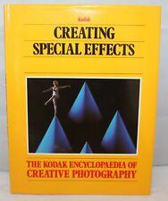 Kodak ENCICLOPEDIA DELLA FOTOGRAFIA CREATIVA-EFFETTI SPECIALI - 1984/In buonissima condizione