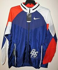 Nike Sportswear BRS Tech Windrunner Blue Ribbon Jacket BV0191-492 Sz XL Running