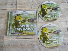 The Wind in the Willows by Kenneth Grahame Audiobook 2 CDs Richard Briers