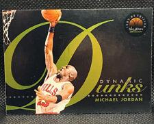 1993-94 Skybox Premium Michael Jordan #D4 Dynamic Dunks Insert! Chicago Bulls