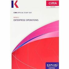 E1 Enterprise Operations - Study Text-ExLibrary