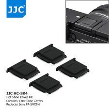 4 PCS Hot Shoe Cover for Sony A7 III A7II A7S II A7RIII A6500 A6400 A6300 A6000