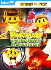 Pac-man and The Ghostly Adventures Region 1 DVD