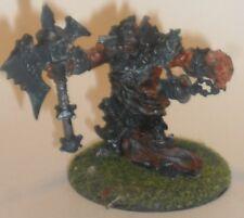 Madrak Ironhide, Thornwood Chieftain Warlock Trollbloods Hordes PIP 71001 b