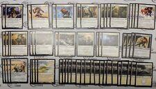 60 Card Deck - CAT EQUIPMENT LIFEGAIN - Modern - Ready to Play - Magic MTG FTG