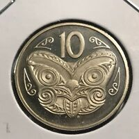 Great Coin BARGAIN BIN #134 1964 NEW ZEALAND PENNY AU FREE SHIP