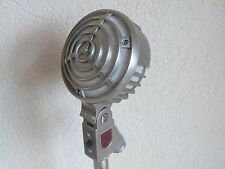 old Philips EL6030 Dynamic microphone w/ Case & Cable