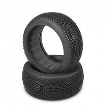 JConcepts Detox 1/8th Buggy Tires Yellow2 (MED Hard)(Long Wear) (2) - JCO3122-Y2