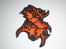 SEPULTURA TRIBAL IRON ON EMBROIDERED PATCH