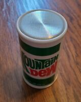 Mountain Dew Can Solid-state Transistor AM Radio - Working - Vintage