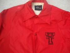 Vintage 70's Texas Tech Red Raiders Artex Brand Jacket XS
