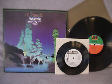 """Yes, Classic Yes, Atlantic Records SD 19320, 1981, + 7"""", PROG, Symphonic Rock"""