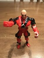 1995 X-MEN X-FORCE UNMASKED DEADPOOL MARVEL COMICS TOY BIZ VINTAGE