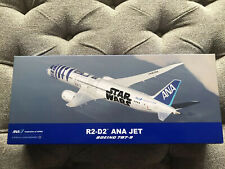 Star Wars R2-D2 ANA Jet Boeing 787-9 Airplane 1/200 Figure Limited (New in Box)